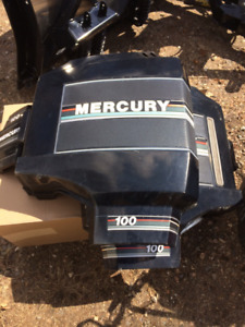 PARTING OUT 40/60/100 HP Mercury Engines
