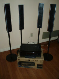 Sony STR-DG520 5.1 Audio Video Home Theater Surround System
