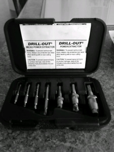 Drill -out