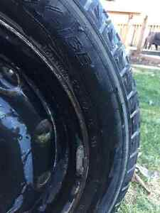 Michelin Winter Tires - 205/55/16 Regina Regina Area image 3