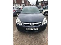 Vauxhalll Vectra 1.8i VVT ( 140ps ) 2007MY Life