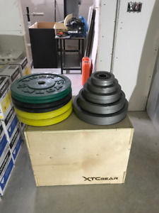 Bench Press, Weights and Barbells - FITNESS EQUIPMENT FOR SALE