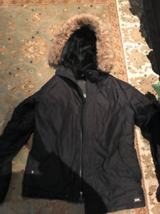 TNA winter coat size XL (great condition) price negotiable