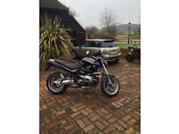 BMWR1200R very good condition and low mileage