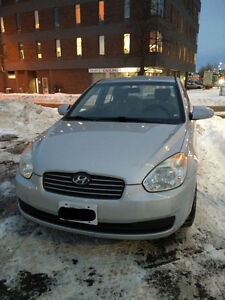 2009 Manual/Standard Hyundai Accent L Sedan