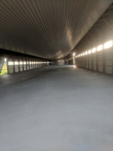 23,000ft2 Storage or workshop space