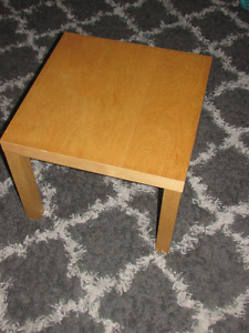 Small Ikea End Table