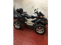 GS-MOON ROAD LEGAL QUAD ONLY DONE 400 MILES 2010