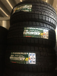 BRAND NEW WINTER TIRES 255/45/R18 MORE SIZES AVAILABLE CALL