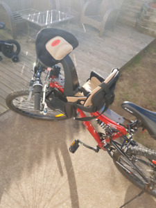 Bike Seat for Toddlers
