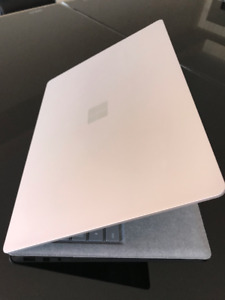 "Surface Laptop 13.5"" i7 8GB 256GB touch screen new Mint warranty"
