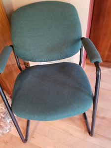 3 Waiting Room Office Chairs $20 each or $50 for all three
