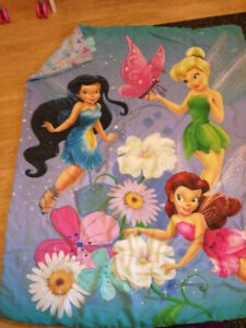 TINKER BELL TODDLER BEDDING