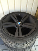 BMW M5 / M6 MAGS 19inch on Pirelli P7 tires 245 40 19