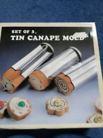 Brand new Canapés mold