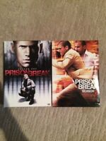 Season 1 and 2 prison break