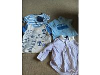 Boys 9-12 months clothes bundle