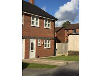 3 bedroom semi detached new house to rent fisher court Runcorn wa7 1dw