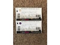 2 Tickets Jason Manford : Muddle Class Tour. 4 Rows from stage!