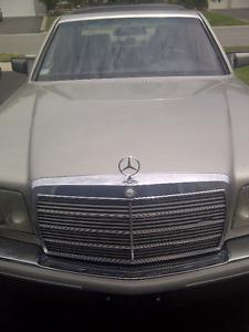 1989 Mercedes Benz 300 SE