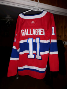 Chandail du canadien Brandon Gallagher