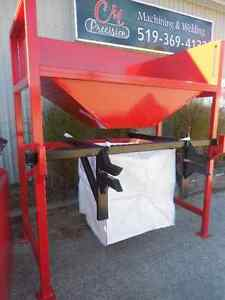 Tote hopper system London Ontario image 2