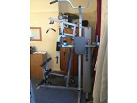 MULTIGYM MUXIMUSCLE, 2 units in one, completly new