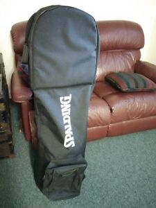 Spalding Golf Travel Cover Bag Flight Wheeled - Excellent Cond.