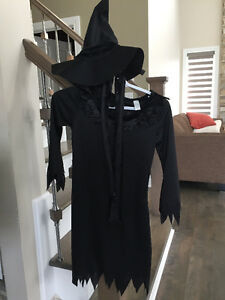 Costume Halloween de sorciere / Witch Halloween Costume for kids West Island Greater Montréal image 1