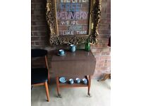 MIDCENTURY TEA TROLLEY STAMP 1960s FREE DELIVERY