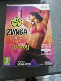 Zuma fitness Wii