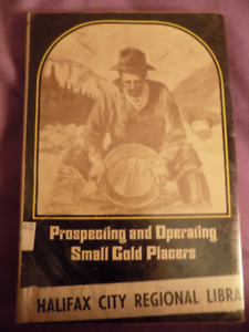 Prospecting and Operating Small Cold Places Book