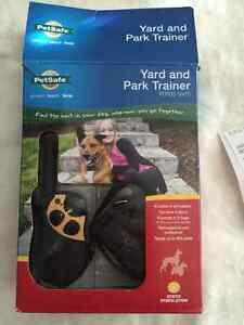 Pet safe yard and park remote trainer