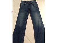 New firetrap jeans w30 l32