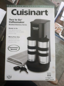 Cuisinart Two to Go coffee maker