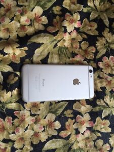 iPhone 6 white 128 Gb roger