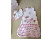Baby Girl Sleep Suit Bundle 0-3Months