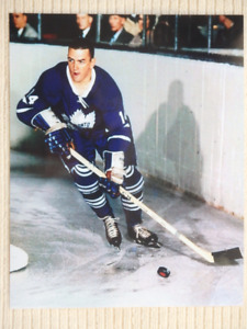 Dave Keon Toronto Maple Leafs Unsigned 8 x 10 Photo