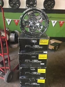 """18"""" Jeep Wrangler Off Road Rim & Tire Package!!!!!!"""