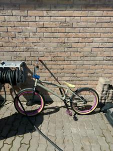 Fit custom BMX
