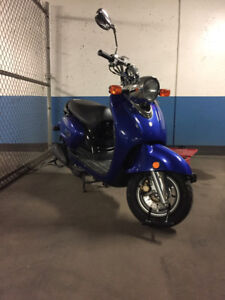 2006 Yamah Vino - 125cc Scooter - Excellent Condition - Low KMs