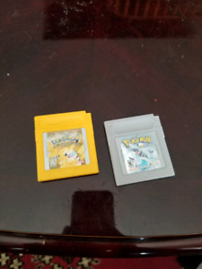 POKEMON for GameBoy COLOR!