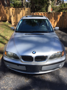 2002 BMW 320i (e46) $ BEST OFFER $