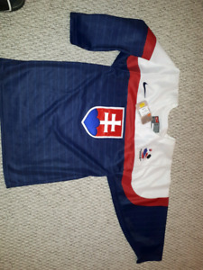 Hockey Jersey Slovakia