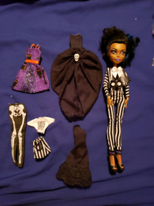 Monster High & Ever After custom clothing lot