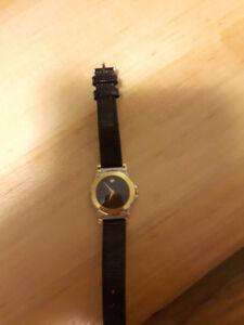 Designer Movado Watch