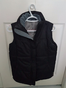 firefly quilted women's vest