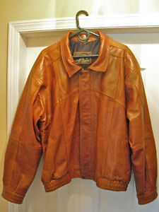 Men's XXL Leather Coat