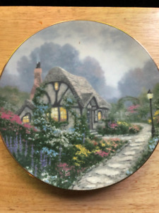 Collectable Plates with certificate of authenticy / Best offer