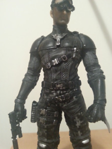 Statue de Tom Clancy's Splinter Cell Blacklist (Jeux-vidéo)